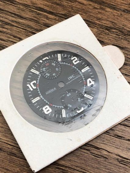 Carátula Dial Iwc Ingeniur Chronograph