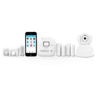 Skylink Sk-250 Alarm Camera Deluxe Connected Wireless Securi
