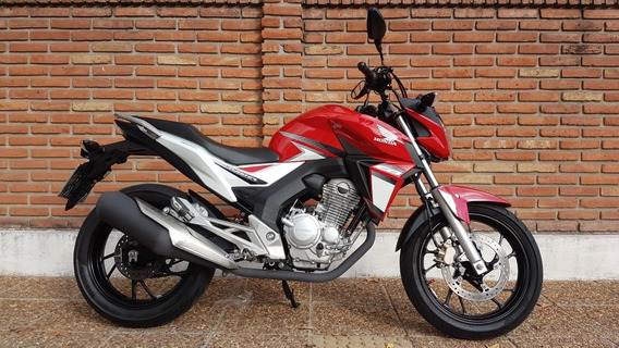 Honda Cb 250 Financio Permuto Qr Motors