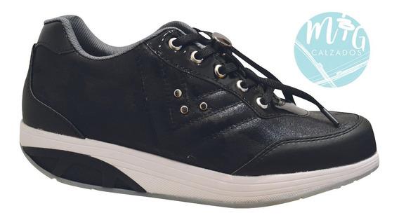Zapatillas Tonificadoras Ideal Caminar Art 2042 Tonificadora