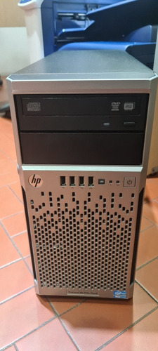 Servidor Hp Ml310e G8 Xeon E3-1220 V2 16gb Ram Hd 500gb Sata