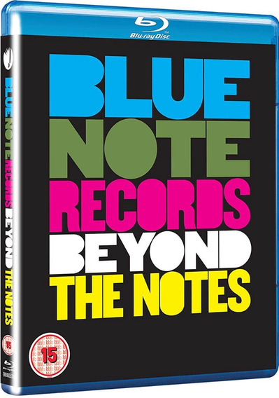 Blue Note Beyond The Notes Blu-ray Import Nuevo Original