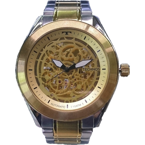 Relógio Technos - Classic Automatic - 8n24aj/4x