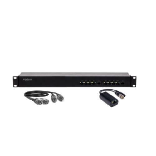 Power Video Balun Intelbras 16 Canais Vbp A16c