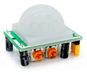 Sensor Presença Infravermelho Pir Hc-sr501 P/ Arduino Barato