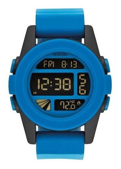 Reloj Nixon Blue Fade