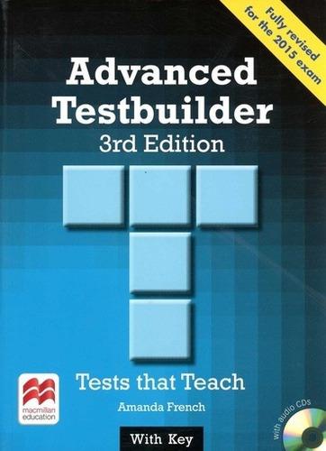 Advanced Testbuilder (2/ed) - Without Key W/cd - French Aman