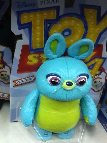 Boneco Coelhinho Bunny Toy Story 4 Disney 25cm Original