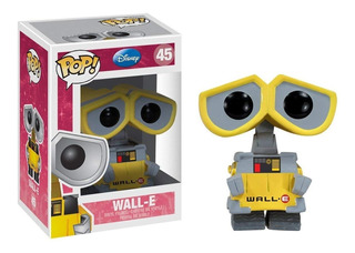 Funko Pop Wall-e #45 Wall E Disney Regalosleon