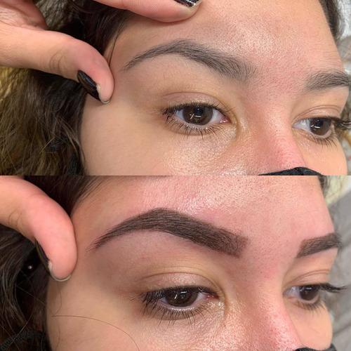 Imagem 1 de 5 de Micropigmentação Sobrancelha/olhos/lábios