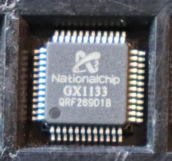 Ci Smd Nationalchip Gx1133 Frete 12,00 Todo Brasil