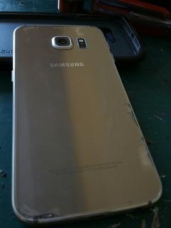 Samsung S6 Edge Para Refacciones No Funciona La Pantalla