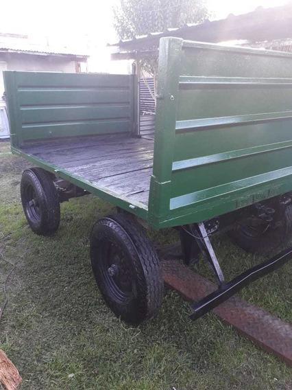 Carro Para Tractor