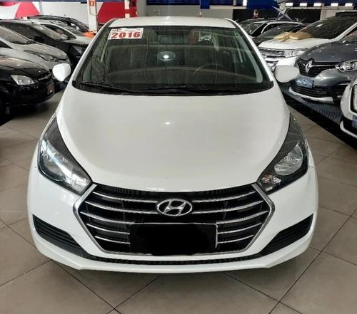 Hyundai Hb20s 2016 1.0 Comfort Plus Flex 4p