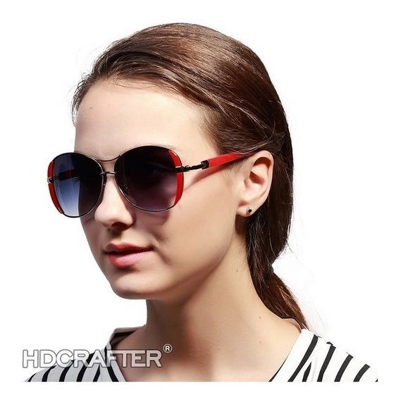 Óculos De Sol Moda Femenino Em Promoção Proteçao Uv Ver Vide