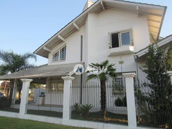 Casa Residencial À Venda, Centro, Sapiranga. - Ca2272