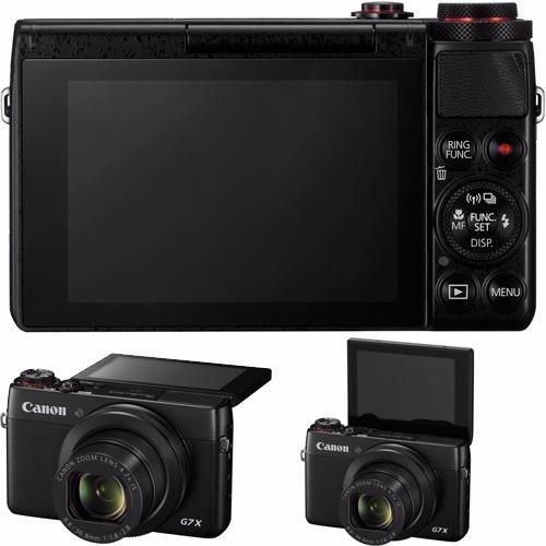 Câmera Canon Powershot G7x 20.2mpixels