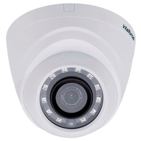 Camera Intelbras Infra Dome 20m Multi Hd Vhd 1120d G4 2,6mm