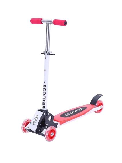 Monopatin Scooter 4 Ruedas Extensible Calidad Nuev Temporada