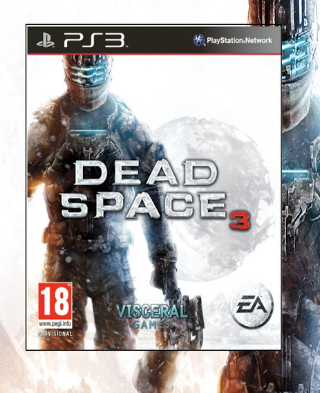Dead Space 3 Ps3 Psn - Midia Digital