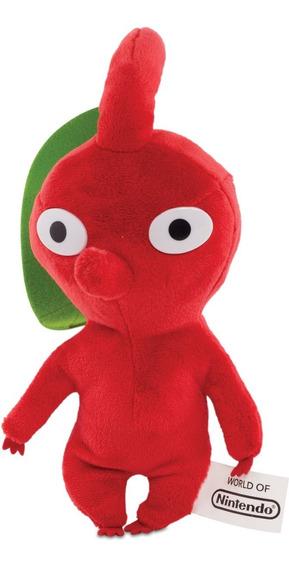Pelúcia Pikmin Rouge Vermelho World Of Nintendo Dtc