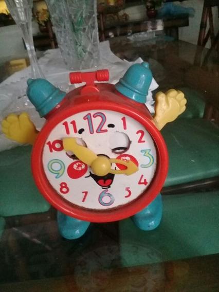 Trol Relógio Despertador Brinquedo