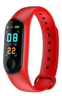 Smartwaches Reloj Inteligente Para Android Ios Smart Band M3