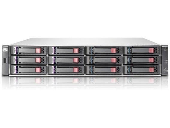 Servidor Hp Storage Works Eva4400 7.2tb Ag638-63011 Fiber