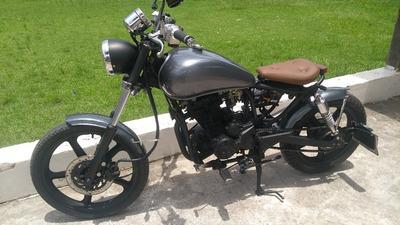 Kansas 150 Revisada Classica Custom Bobber