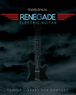 Indiginus Renegade Electric Guitar Kontakt Win/mac