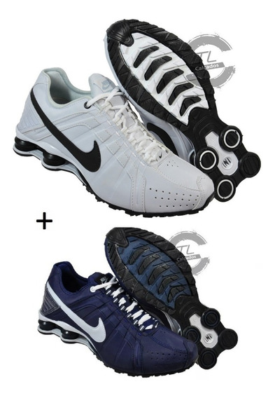 Tenis Nike Sxhox Junior 4 Molas Kit 2 Pares