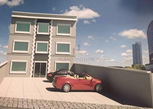 Imagem 1 de 4 de Apartamento Padrão Para Venda No Bairro Jardim Penha, 2 Dorm, 0 Suíte, 1 Vaga, 46,40 M2 - Ap0777 - Ap0777