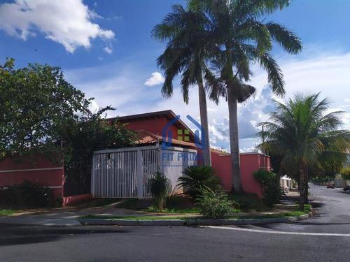 Casa Com 3 Dormitórios À Venda, 235 M² Por R$ 505.000,00 - Jardim Santa Rosa Ii - São José Do Rio Preto/sp - Ca2297