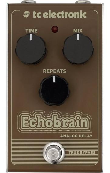 Pedal De Guitarra Tc Electronic Echobrain Analog Delay