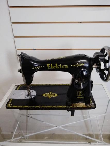 Maquina Escribir Elektra Mod Antiguo Funcionando