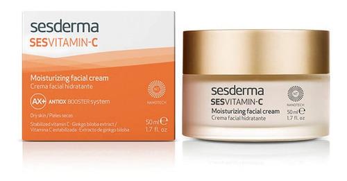 Sesvitamin C Crema Facial Hidratante X 50ml