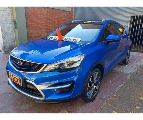 Geely Emgrand Gs Executive At 1.8 2018