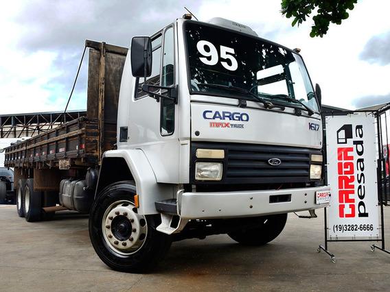 Ford Cargo 1617 Truck Carroceria 1995= 1517 1717 1722 2428