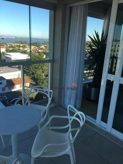 Apartamento Com 2 Dormitórios À Venda, 94 M² Por R$ 900.000 - Tristeza - Porto Alegre/rs - Ap3043