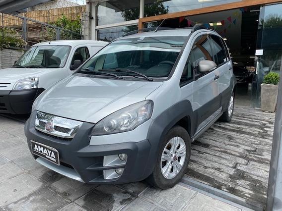 Fiat Idea Adventure 2014 Inmaculada Unico Dueño Amaya Motors