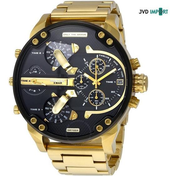 Reloj Diesel Dz7333 Mr. Daddy 2.0 - 100% Nuevo Y Original