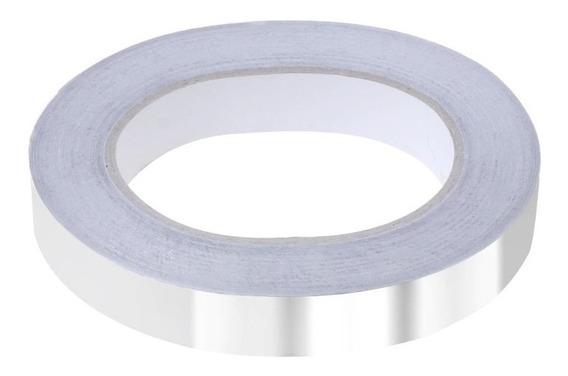 Fita Adesiva Aluminio Retrabalho Calor Solda Bga 20mmx40m