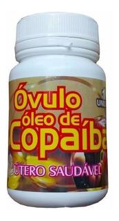Óvulos Óleo De Copaiba Kit C/6 Frascos