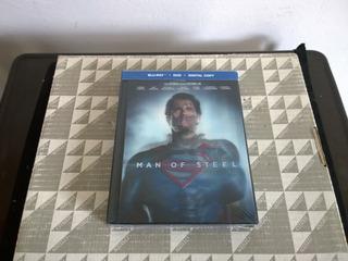 Superman Digibook Bluray+ Dvd + Digital Copy