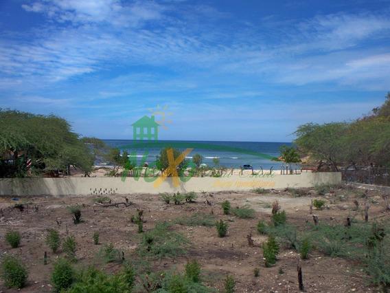 Solar En Venta Frente A Playa De Monte Cristi (eas-120)