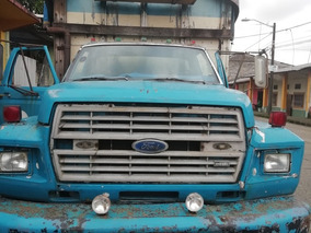 Camion Ford 700 Del Año 1990