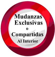 Mudanzas Exclusivas O Compartidas Al Interior/p. Limitrofes