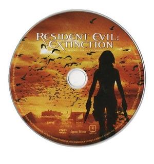 Resident Evil 3 Extinción Pelicula Dvd Original Nueva Vdgmrs