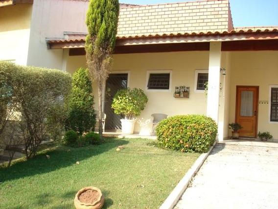 Casa Residencial À Venda, Condomínio Portal Da Vila Rica, Itu - Ca0001. - Ca0001