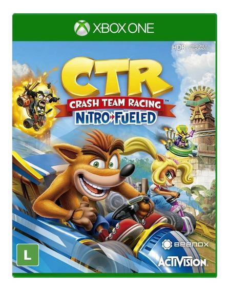 Crash Team Racing: Nitro-fuelde Xbox One Mídia Física